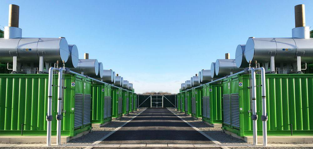 Ashford Peaking Plant Renewable Energy
