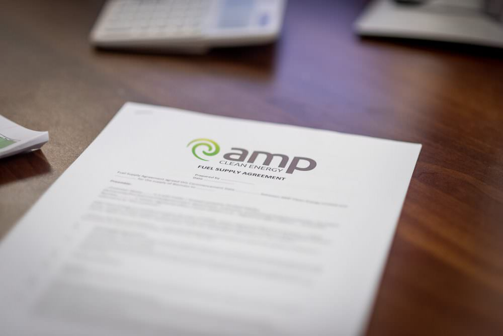 Fuel Supply Agreement Amp Clean Energy