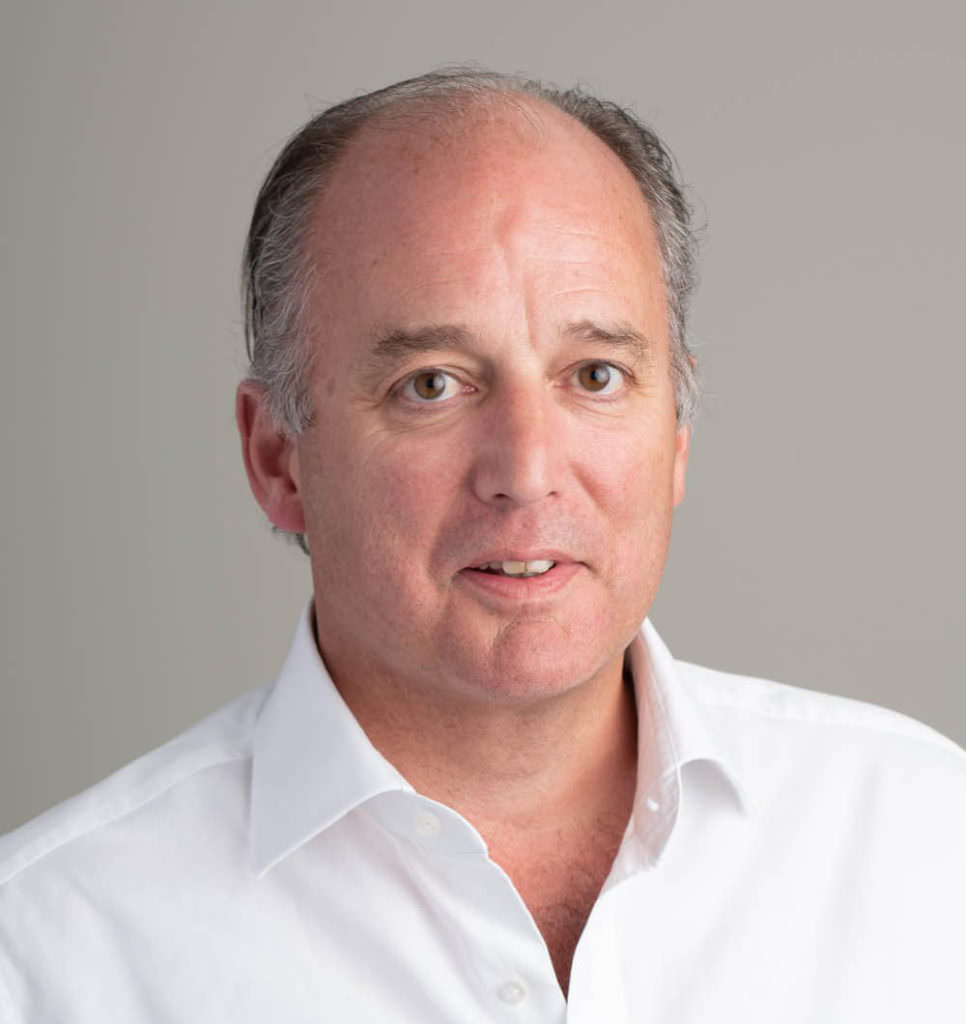 Richard Burrell, Amp CEO head shot