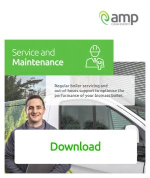 Amp Clean Energy brochure